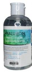 Очищающая вода с гиалуроновой кислотой (с помпой-дозатором под ватный диск) Dr. Cellio Hyarulon Perfect Clear Cleansing Water 700мл