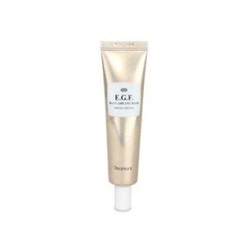 Крем для век с EGF DEOPROCE EGF Multi Care Eye Cream 30мл