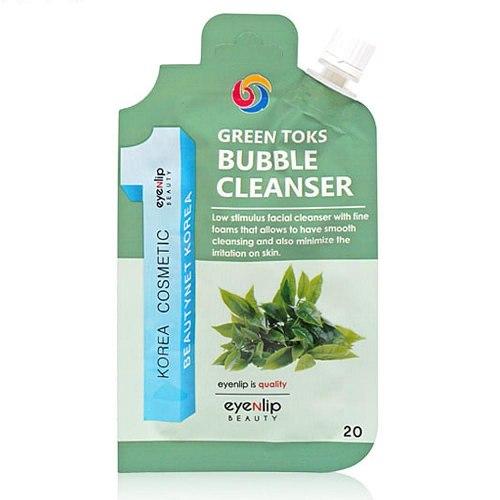 Средство для умывания пузырьковое EYENLIP Toks Bubble Cleanser 20мл