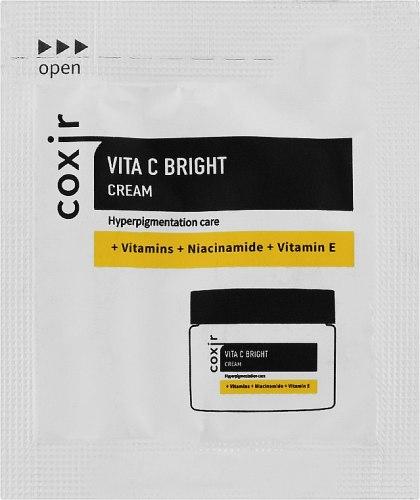 Крем с витамином С COXIR Vita C Bright Cream (sample) 2мл 1шт
