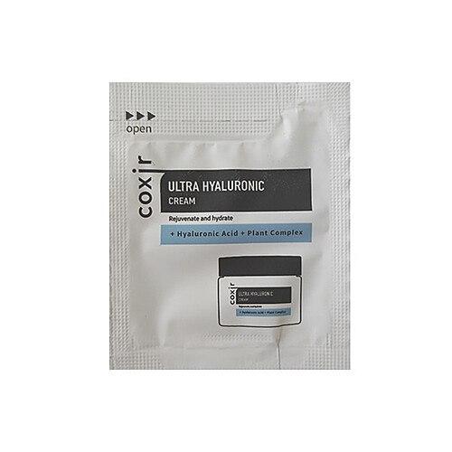Крем увлажняющий с гиалуроновой кислотой COXIR Black Snail Collagen Cream 2мл (пробник)