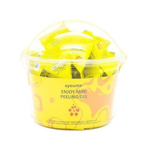 Пилинг-гель на основе фруктовых кислот в мини-упаковке AYOUME Enjoy Mini Peeling Gel, 3гр