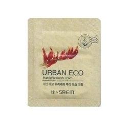 Крем с экстрактом корня новозеландского льна THE SAEM Urban Eco Harakeke Root Cream   пробник 