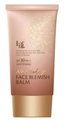 ВВ крем WELCOS LOTUS No Makeup Blemish Balm BB Cream, SPF30 PA++ 50мл