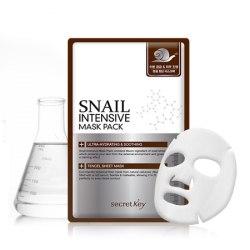 Интенсивная восстанавливающая тканевая маска с улиточным экстрактом SECRET KEY Snail Intensive Mask Pack
