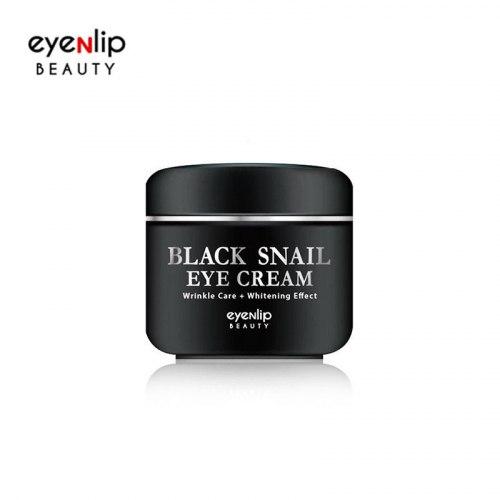 Крем для кожи вокруг глаз многофункциональный с экстрактом черной улитки EYENLIP Black Snail Eye Cream 50 мл