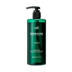 Шампунь с растительным комплексом LA'DOR Herbalism Shampoo 150мл/400мл