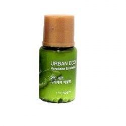 Тоник питательный (эмульсия)с экстрактом новозеландского льна THE SAEM URBAN ECO HARAKEKE (пробник) 5мл
