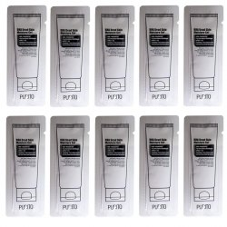 Увлажняющий ночной гель с салициловой кислотой пробники PURITO BHA Dead Skin Moisture Gel (1мл*10штук)
