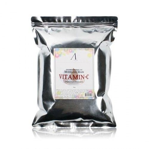 Маска альгинатная с витамином С для сияния кожи ANSKIN Vitamin-C Modeling Mask