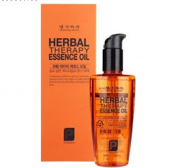 Восстанавливающее масло на основе целебных трав Daeng Gi Meo Ri Herbal Therpay Essence Oil 140 мл