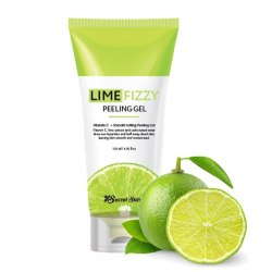 Гель скатка для лица SECRET SKIN Lime Fizzy Peeling Gel 120мл
