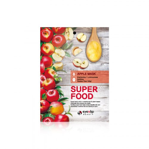 Маски тканевые EYENLIP Super Food Mask 23мл