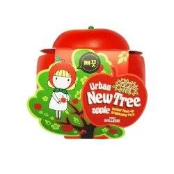 Маска для лица осветляющая яблочная BAVIPHAT Urban Dollkiss Tree Apple Instant Tone-up Brightening Pack 100 мл