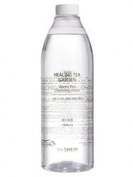 Вода очищающая увлажняющая с экстрактом зеленого чая THE SAEM Healing Tea Garden Green Tea Cleansing Water 1000 мл
