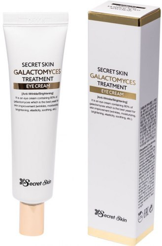 Крем для кожи вокруг глаз c галактомисисом SECRET SKIN Galactomyces Treatment Eye Cream 30 гр