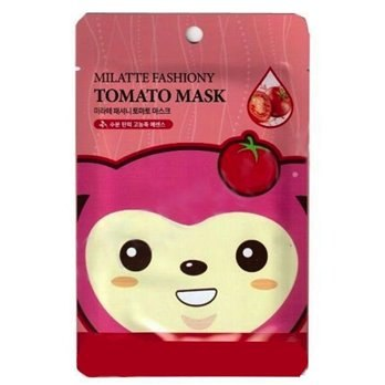 Серия масок тканевых Fashiony Mask Sheet MILATTE в ассортименте (1шт х 21 гр)