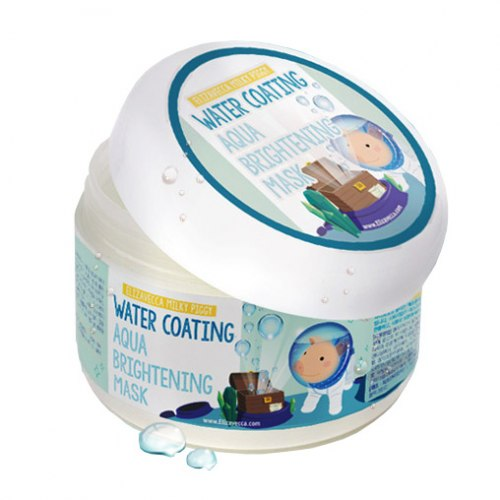 Маска увлажняющая для сияния кожи ELIZAVECCA Milky Piggy Water Coating Aqua Brightening Mask 100ml