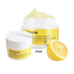 Крем гель с лимоном успокаивающий MIZON Vita Lemon Calming Cream 50 мл