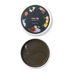 Патчи для глаз гидрогелевые с черным жемчугом EYENLIP GOLD Royal Jelly Hydro Gel Eye Patch 60 шт