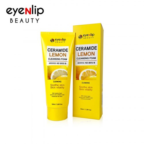 Пенки для умывания с керамидами (5 видов) EYENLIP Ceramide Cleansing Foam 5 Type 100ml