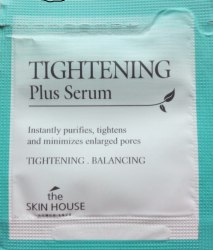 Сыворотка для очистки и сужения расширенных пор THE SKIN HOUSE Tightening Plus Serum 2мл (пробник)