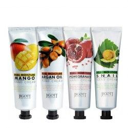 Серия увлажняющих кремов для рук JIGOTT Real Moisture Hand Cream, 100ML