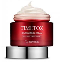 Крем для лица антивозрастной BERRISOM Timetox revitalizing cream 50мл