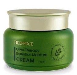 Интенсивно увлажняющий крем с экстрактом оливы DEOPROCE Olive Therapy Essential Moisture Cream 100мл