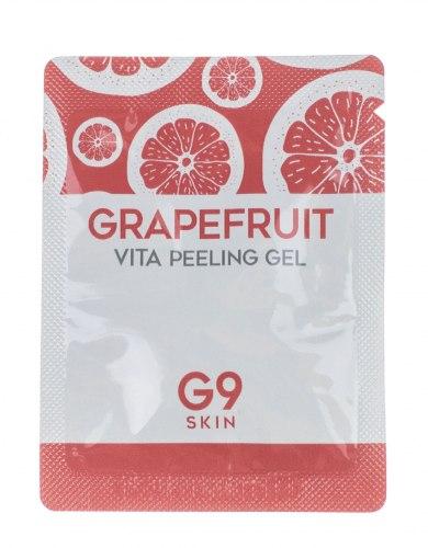 Пилинг-гель для лица с грейпфрутом BERRISOM G9 Grapefruit Vita Peeling Gel 2 мл (пробник)
