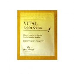 Витаминизированная сыворотка THE SKIN HOUSE Vital Bright Serum (Ampoule) 2мл (пробник)