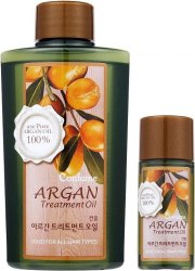 Масло Арганы (набор) WELCOS Confume Argan Treatment Oil 120+25мл