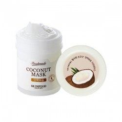 Маска с фруктовыми кислотами (кокос) SKINFOOD FRESHMADE COCONUT MASK 90мл