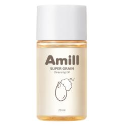 Масло гидрофильное с зерновыми экстратами AMILL SUPER GRAIN CLEANSING OIL (DELUXE SAMPLE) 20мл