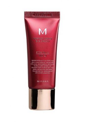 ВВ-крем MISSHA M Perfect Cover BB Cream SPF42/PA+++ 20мл No.23/Natural Beige