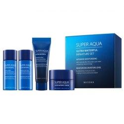 Набор миниатюр MISSHA Super Aqua Ultra Waterful Miniature Set