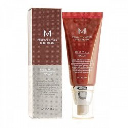 ВВ-крем MISSHA M Perfect Cover BB Cream SPF42/PA+++ 50мл No.23