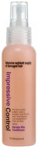 Кондиционер для волос кератиновый несмываемый WELCOS Keratin Conditioner Mugens 100мл