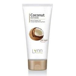 Пенка очищающая кокосовая WELCOS Natural Therapy Lynn Coconut Deep Cleansing Foam 120 мл