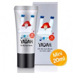 Крем солнцезащитный для лица YADAH Oh My Sun Block SPF 35/PA++, 20 мл