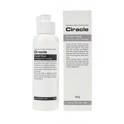 Пудра для глубокого и мягкого умывания с энзимами CIRACLE Powder Wash For Deep & Sof Cleansing 60гр