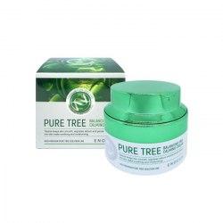 Успокаивающий крем с экстрактом чайного дерева Enough Pure Tree Balancing Pro Calming Cream 50ml