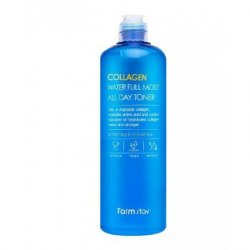 Тонер укрепляющий с коллагеном FARM STAY Collagen Water Full Moist All Day Toner 500vk