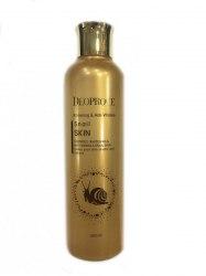 Тоник для лица с улиточным экстрактом DEOPROCE Whitening And Anti-Wrinkle Snail Skin 260мл