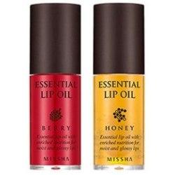 Масло для губ MISSHA Essential Lip Oil