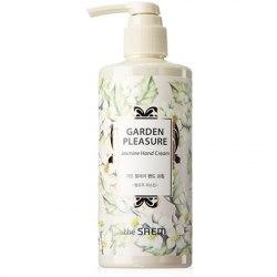 Крем для рук THE SAEM Garden Pleasure Hand Cream Mellow 300 мл