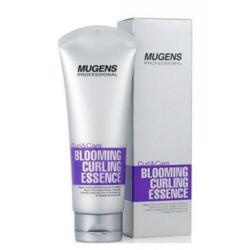 Эссенция для вьющихся волос WELCOS Mugens Blooming Curling Essence 150мл