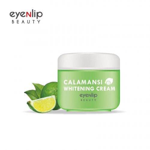 Крем для лица осветляющий с экстрактом цитрусовых EYENLIP Calamansi Whitening Cream 50 мл