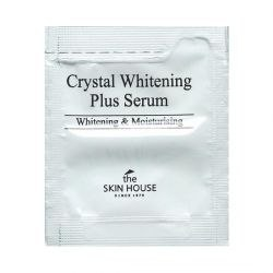 Сыворотка для осветления пигментных пятен THE SKIN HOUSE Crystal Whitening Plus Serum 2мл