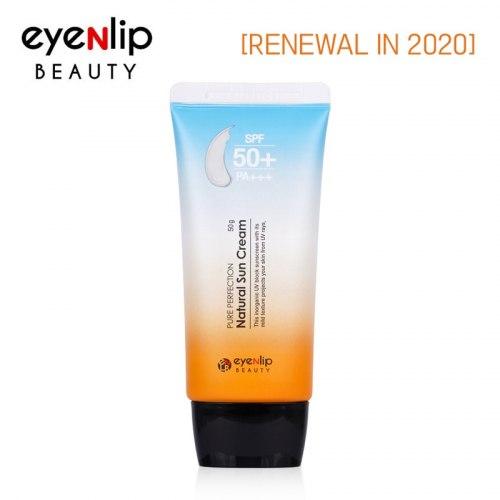 Солнцезащитный крем EYENLIP Pure Perfection Natural Sun Cream SPF50+ PA+++ 50г